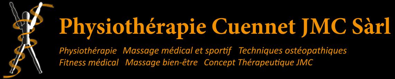 Physiothérapie Cuennet JMC Sàrl